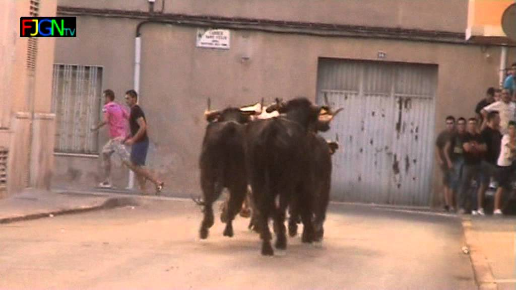 Encierros - Festes de La Soledat 2011 - Nules