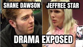 SHANE DAWSON JEFFREE STAR $20 MILLION DOLLAR DEAL DRAMA
