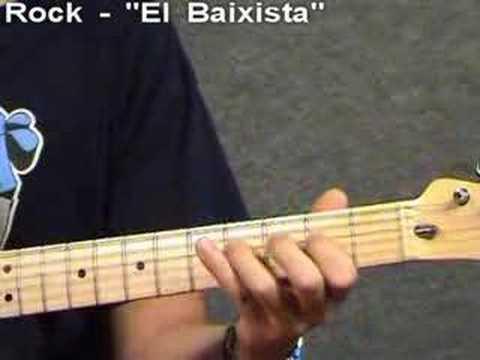 Com Tocar Un Rock (Guitarra)