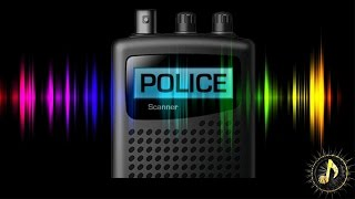 Police Radio Chatter Sound Effect [Extended]