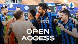 INTER 5-1 SAMPDORIA | OPEN ACCESS | The Champions are back in town! 👏🖤💙🇮🇹1️⃣9️⃣