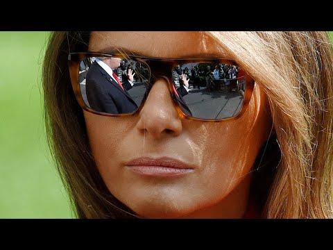 Колку се промени животот на Меланија Трамп откако му стана сопруга на Доналд?