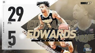 Purdue's Carsen Edwards: 29 points in Sweet 16 to knock off Tennessee