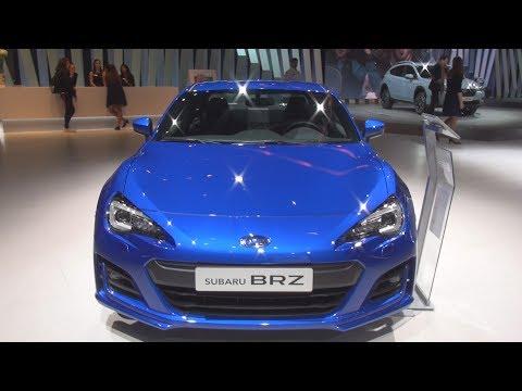@SubaruNewsRoom Subaru #BRZ 2.0R (2017) Exterior and Interior in 3D