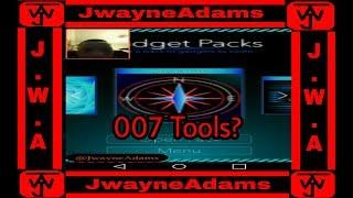J.W.A:Gadgets - Be 007