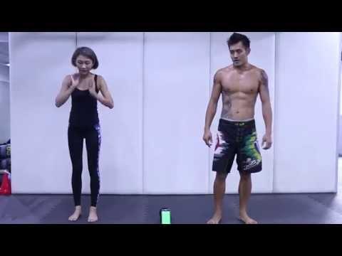 減肥瘦身系列 - 超燃脂tabata 8分鐘間歇訓練tabata workout 8 minutes