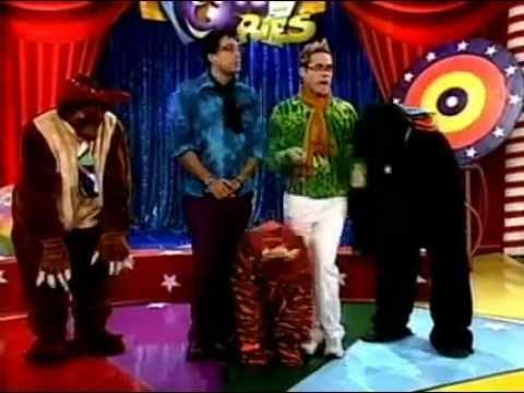 Los Fabu fabu en el circo