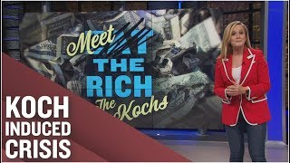 Meet the Rich: The Koch Brothers | Full Frontal on TBS