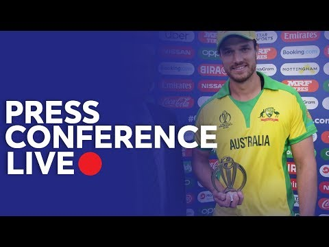 Post Match Press Conference Australia vs West Indies | ICC Cricket World Cup 2019