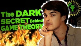 Game Theory: MatPat's DARK Secret ~ JustJargon's Channel Reviews #√-1