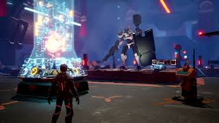 Daemon X Machina | 14 Minutes of Handheld Gameplay for Nintendo Switch (Direct-Feed Switch Footage)