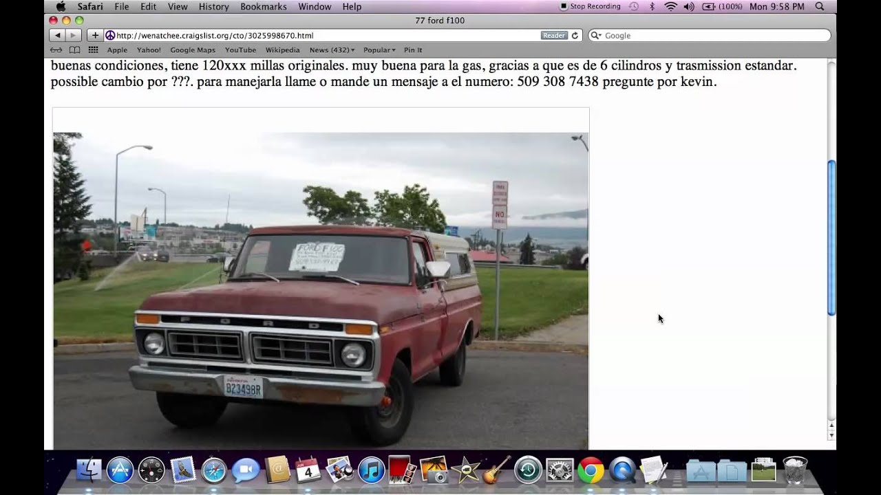 Cars For Sale By Owner Craigslist Oahu: Craigslist Box Truck For Sale By Owner