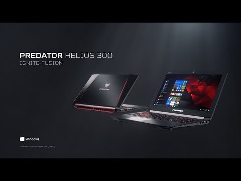 video Acer Predator Helios 300 review – Best affordable gaming laptop
