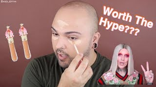 Straight Up Review Of The Jeffree Star Magic Star Concealer!