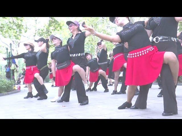 中國大媽夯跳舞 全國競賽掀商機
