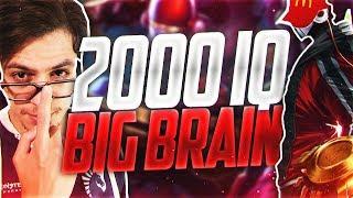 LL STYLISH | 2000IQ BIG BRAIN