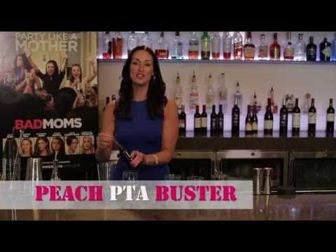 BAD MOMS Marcus Theaters Peach PTA Buster