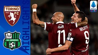 Torino 2-1 Sassuolo   Zaza Brace Secures Torino Victory   Serie A