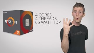 AMD Ryzen 3, 5, and 7 Explained