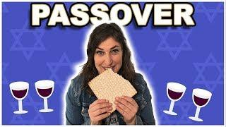 Passover!    Mayim Bialik