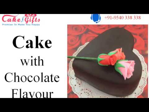 Rich quality Cake Delivery service in Noida India