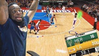 NBA 2K19 MyTeam Unlimited! LeBron's Biggest BLOWOUT Online Season Opener!