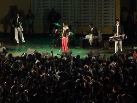POPURRI DE CUMBIAS NOLBERTO ALKALA EN FORMOSA 16-02-2012