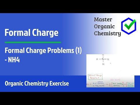 Formal Charge Problems  1  - NH4Hocn Lewis Structure Polarity