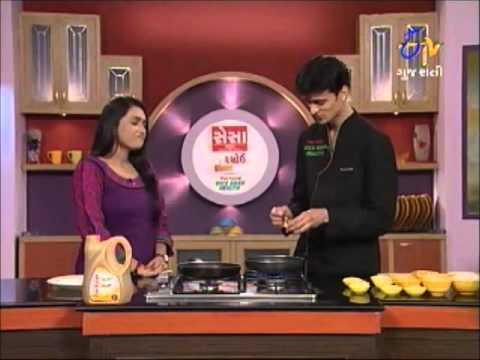 Chef Pranav Joshi on the Rasoi Show, E TV Gujarati - 1