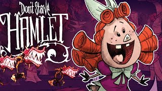 New Playable Pig Character! - Don't Starve Hamlet Gameplay - Early Access