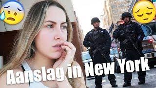 Ik was vlakbij EEN AANSLAG in NEW YORK..