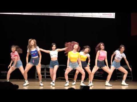 Whatta Man ( GOOD MAN ) - I.O.I ( MIRROR DANCE PRACTICE VIDEO )