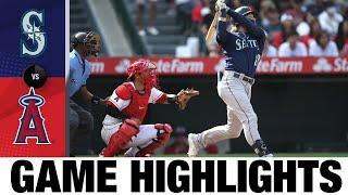 Mariners vs. Angels Game Highlights (9/26/21) | MLB Highlights