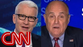Anderson Cooper: Trump's 'TV lawyer' very good at muddying waters