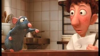 Ratatouille 2007 Full Movie English Compilation For Kids - Animation Movies - Disney Cartoon 2019