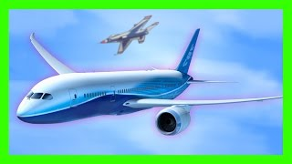 Airplanes for Kids on the Runway and in the Air | Planes for Children | Videos for Preschoolers
