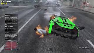 BEST MOMENTS  GTA 5 Thug Life Funny Moments Compilation  wins & fails