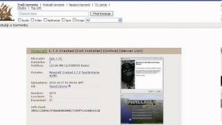How To Download Minecraft 1 7 2 in Pirate bay