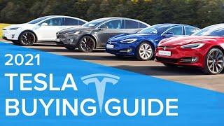 Tesla 2021 Buyer's Guide | Model S, 3, X, Y