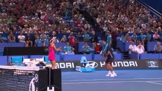 Novak Djokovic  All Funny Moments including Gangnam dance with anna kournikova