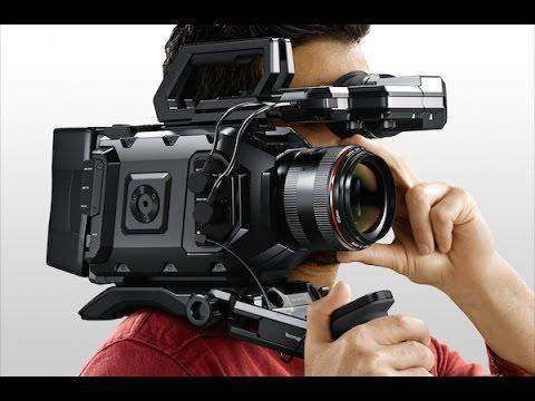 BlackMagic URSA Mini 4.6K EF Camera Rental Sales Overview