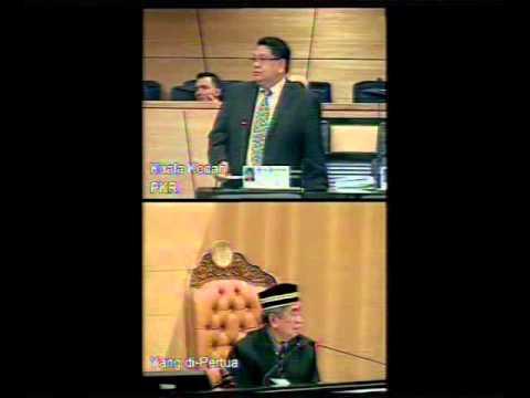 29 Nov 2012 - Pbhsn RUU Binatang (Pindaan) 2012 - PKR Kuala Kedah