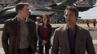 Avengers - Vtipné scény CZ Dabing