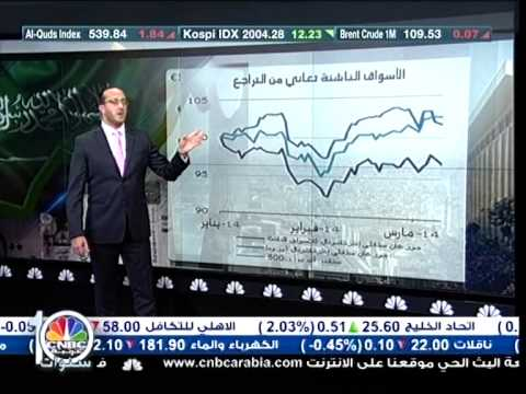 Alkhabeer Capital's Economic Review of Q1 2014, on CNBC Arabia, 20 March 2014