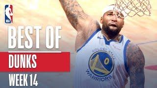 NBA's Best Dunks   Week 14