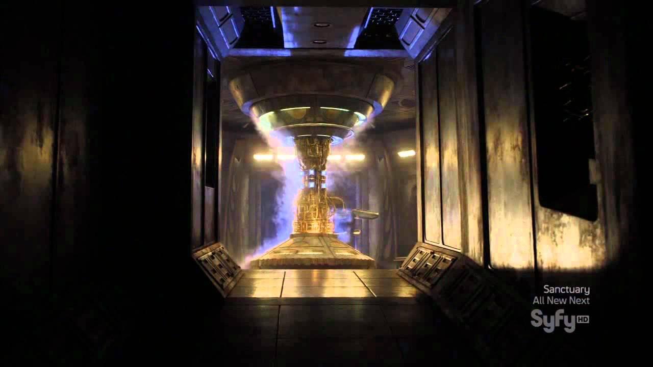 Stargate Universe Time Travel Episode