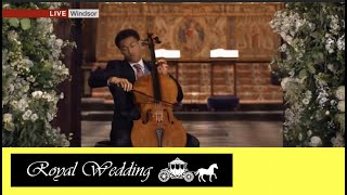 Royal Wedding Sheku Kanneh Mason Virtuoso Cello