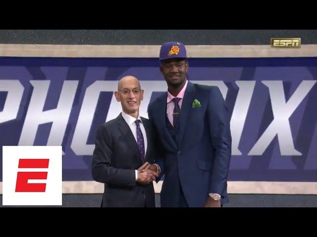 NBA/一如預測 太陽首位狀元艾頓