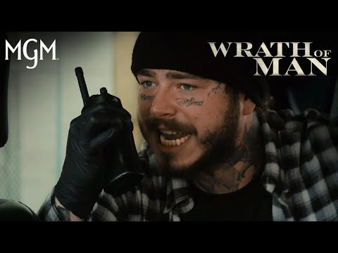 WRATH OF MAN | 'H Doesn't Follow the Rules' Official Clip (Feat. Post Malone) | MGM Studios