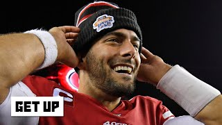 Super Bowl LIV: Do you trust Jimmy Garoppolo to lead the 49ers past the Chiefs? | Get Up